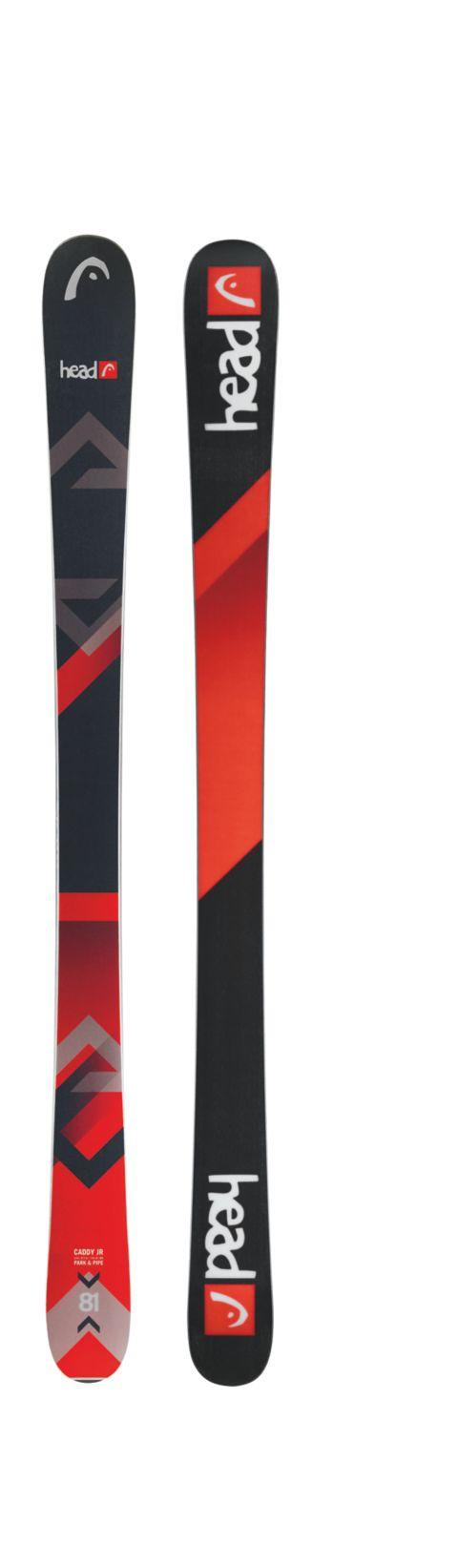 Caddy twintipski junior  BLACK/RED