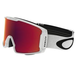 Line Miner - Matte White - Prizm™ Torch Iridium goggles