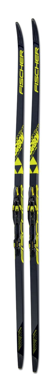 Twin Skin Carbon Stiff Klassisk Smørefri Ski Med Binding