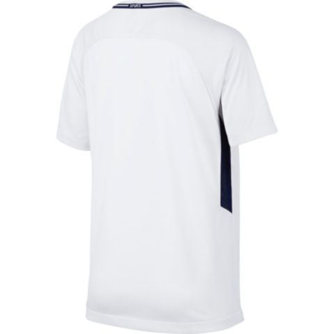 2017/18 Tottenham Hotspur FC Stadium Fotballdrakt Junior 101-WHITE/WHITE