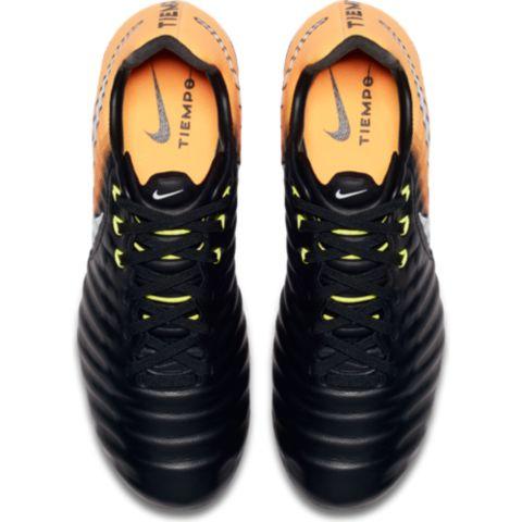 Tiempo Legend VII FG Fotballsko Jr. 008-BLACK/WHITE