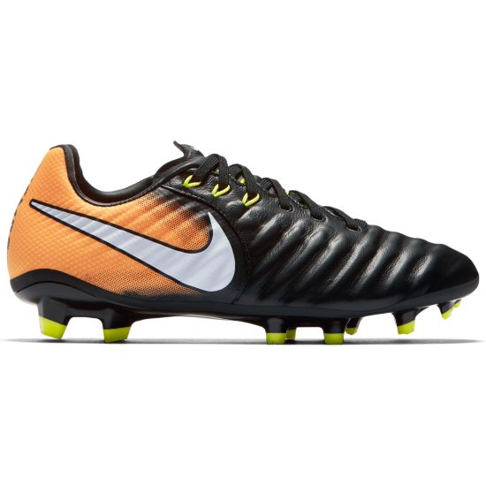 Tiempo Legend VII FG Fotballsko Jr. 008-BLACK/WHITE