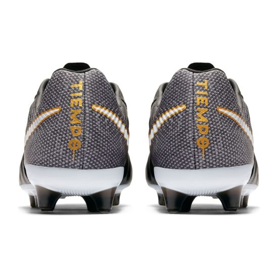 Tiempo Legacy III AG-Pro Fotballsko 002-BLACK/WHITE