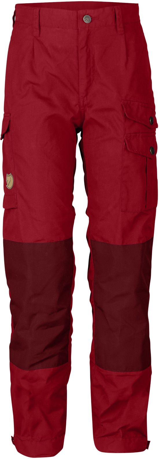 Vidda Turbukse Junior DEEP RED