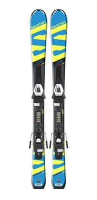 E X-Race Binding Junior + E C5 J75 Racingski Alpin