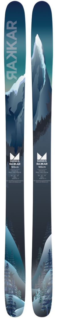 Rakkar all-mountainski