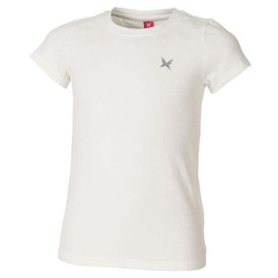 Basic T-skjorte Junior WHITE