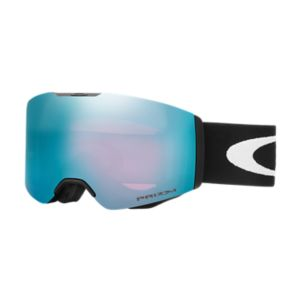 Fall Line - Matte Black - Prizm™ Sapphire goggles