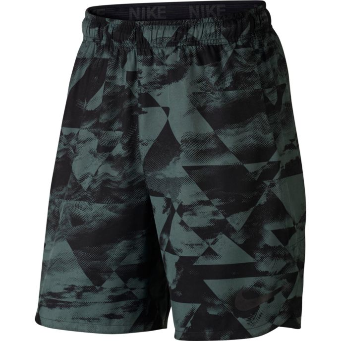 "Flex Ventilated Clouded 8"" treningsshorts herre"