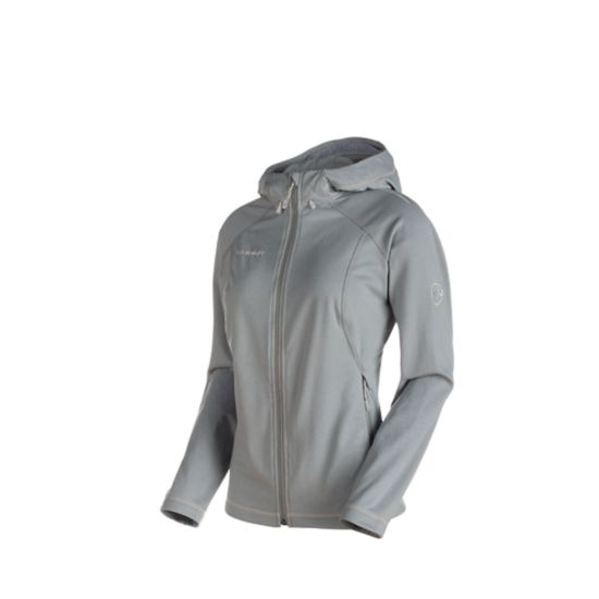 Runbold ML Hooded Fleecejakke Dame