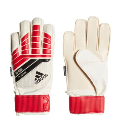Predator 18 Fingersave Keeperhansker Junior REACOR/CBLACK/G