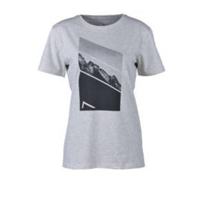 Granitt t-skjorte dame