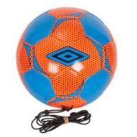 Neon Cord Fotball Med Strikk