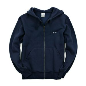 Nike Full Zip Hood Obsidian