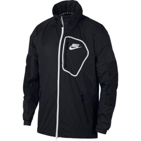NSW Advance 15 Treningsjakke Herre 010-BLACK/BLACK