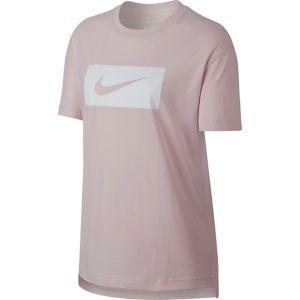 Drop Tail Swoosh T-skjorte Dame