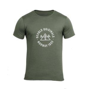Original Tee T-skjorte Ull Herre