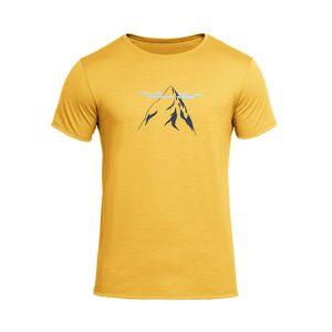 Nipa Tee T-skjorte Ull Herre
