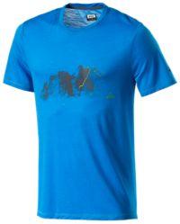 Halawa t-skjorte ull herre