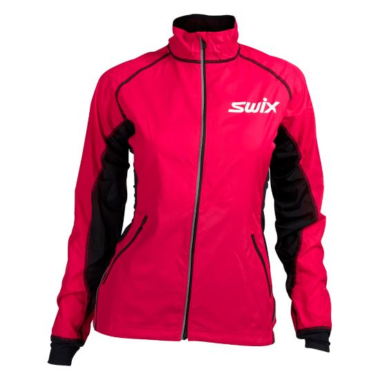 Light Training Jakke Dame BRIGHT FUCHSIA