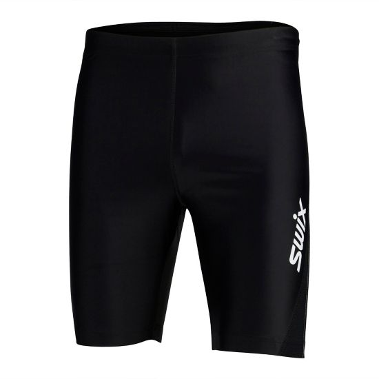 O2 Tights Short Herre BLACK/BLACK