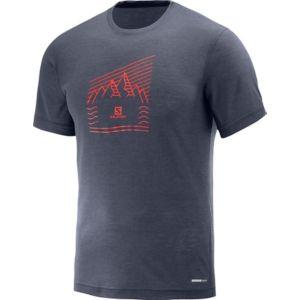 Explore Graphic Trenings T-Skjorte Herre