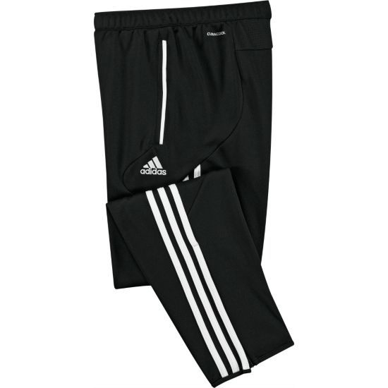 Condivo 12 Trenings Bukse BLACK/WHITE