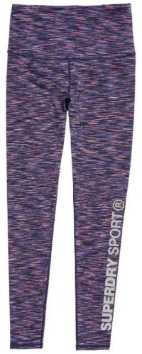 Sport Space Dye Treningstights Dame