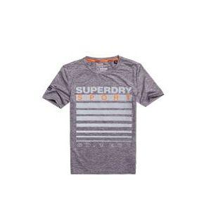 Athletic Graphic T-skjorte Herre