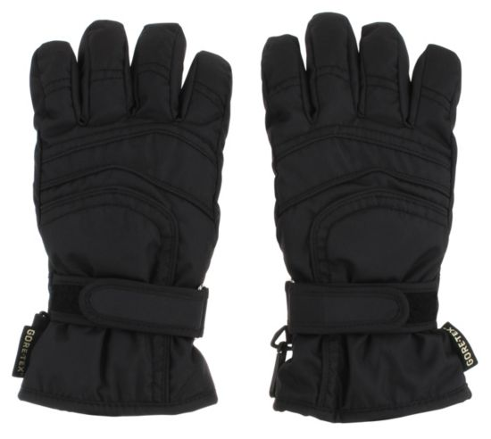 New Enier Gore-Tex Hanske Jr. BLACK/BLACK
