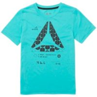 Boys Functional Training Tee T-skjorte Barn Junior