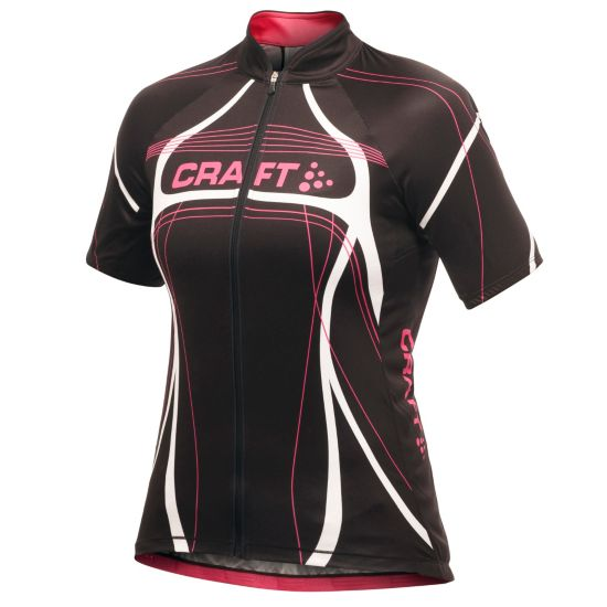 Craft Performance Tour Jersey Dame BLACK