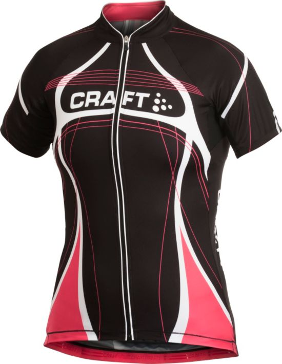 Craft Performance Tour Jersey Dame BLACK/CHEER