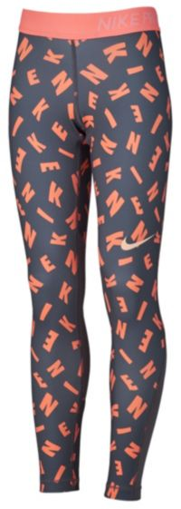 Pro All Over Print tights junior