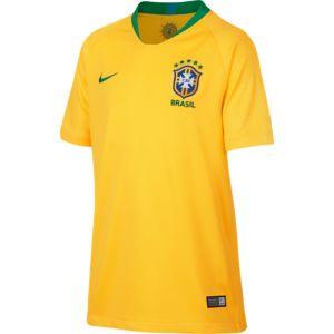 Brasil hjemmedrakt VM 2018 junior
