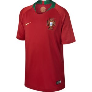 2018/19 Portugal hjemmedrakt junior