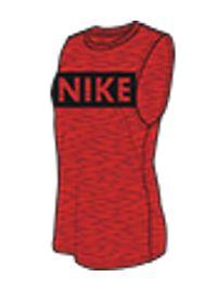 Nike+ Dry Tank Muscle EXT Treningstopp Dame