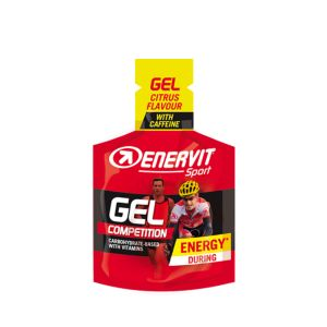 Enervit Sport Gel One Hand Caffeine sitrussmak 12,5 ml