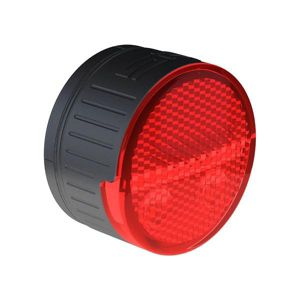 All-Round LED Safety light Red 200