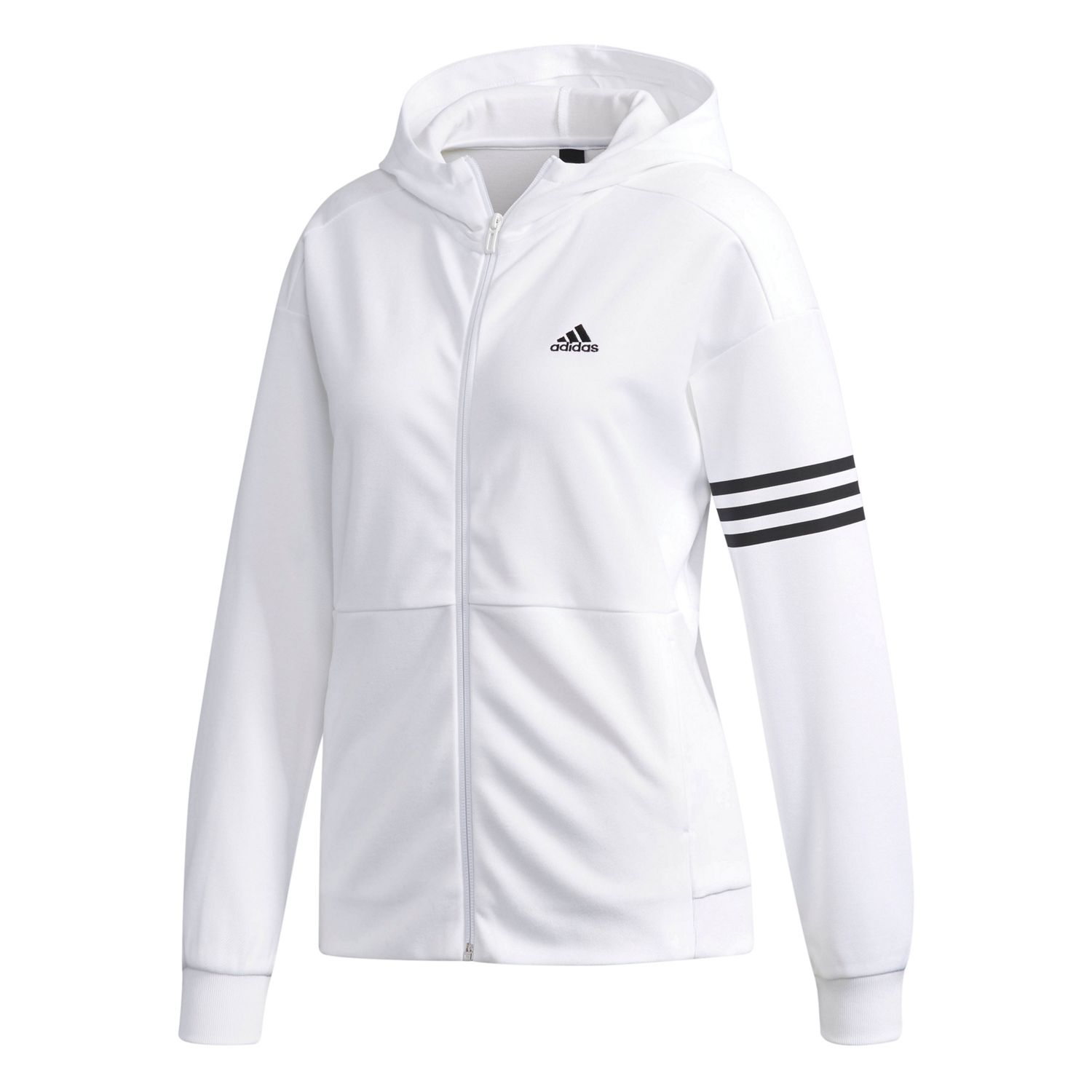 low priced 9a138 a1d27 adidas Casual hettejakke dame