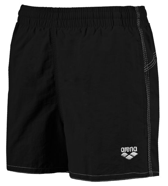 Bywayx Badeshorts Jr. BLACK-WHITE
