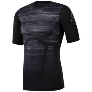 Activechill kompresjons t-skjorte herre
