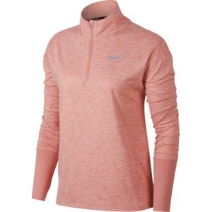 Element 1/2 Zip treningsgenser dame