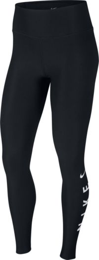 Power Graphic 7/8 tights dame