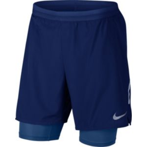 "Flex Stride 2-in-1 7"" løpeshorts herre"