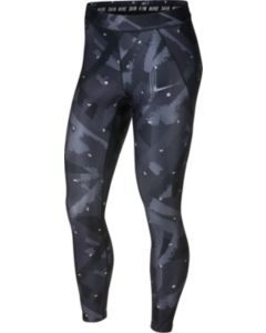 Speed Printed 7/8 tights dame