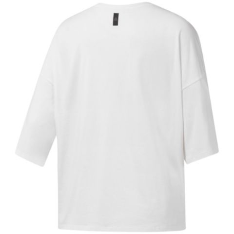 Training Supply Pocket t-skjorte dame WHITE