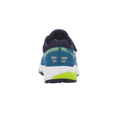 GT-1000 7 løpesko barn RACE BLUE/NEON