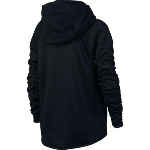 Tech Fleece Windrunner hettejakke junior 010-BLACK/ANTHR