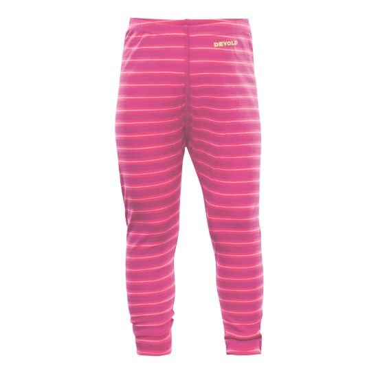 Breeze baby long johns  FUCHSIA STRIPES